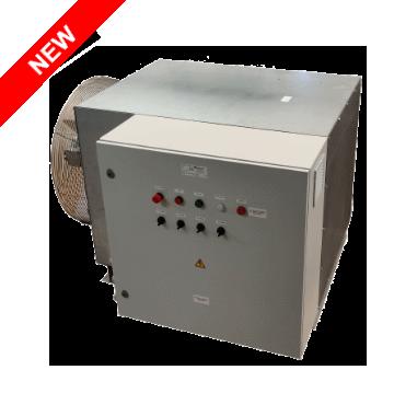 Load banks for generator sets
